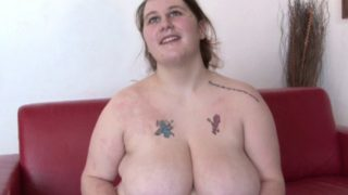 amatrice française à gros seins