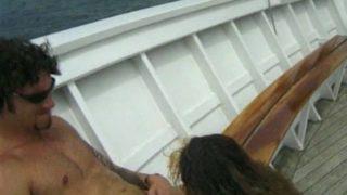 sexe sur un bateau cette apres-midi