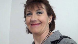 video d'une agent immobilier cochonne