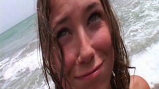 baise avec moi sur la plage !!