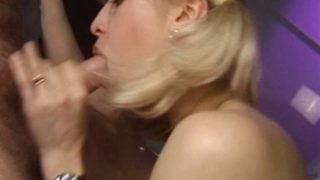 petite salope blonde