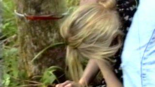 baise profonde dans les bois