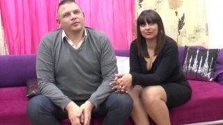 couple amateur venu de Nimes pour faire un porno